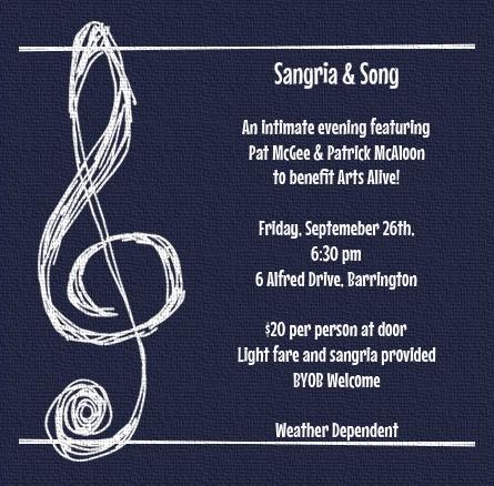 Sangria & Song