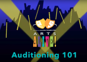 Auditioning 101