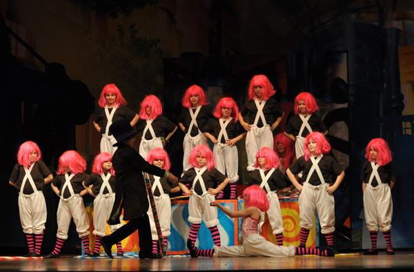 Willy Wonka Kids at Nayatt