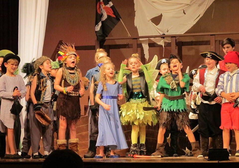 Peter Pan at Primrose Hill
