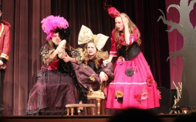 Into the Woods at BMS